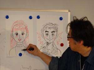 こども漫画教室